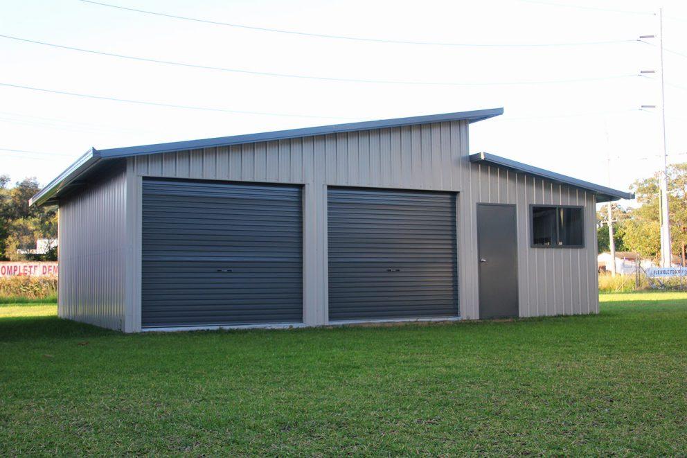 Sheds Amp Garages Brochures Ranbuild