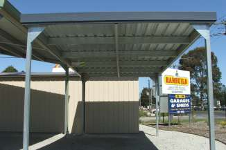 Carport For Sale