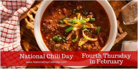 National Chili Day 4