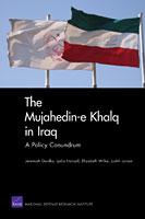 Cover: The Mujahedin-e Khalq in Iraq