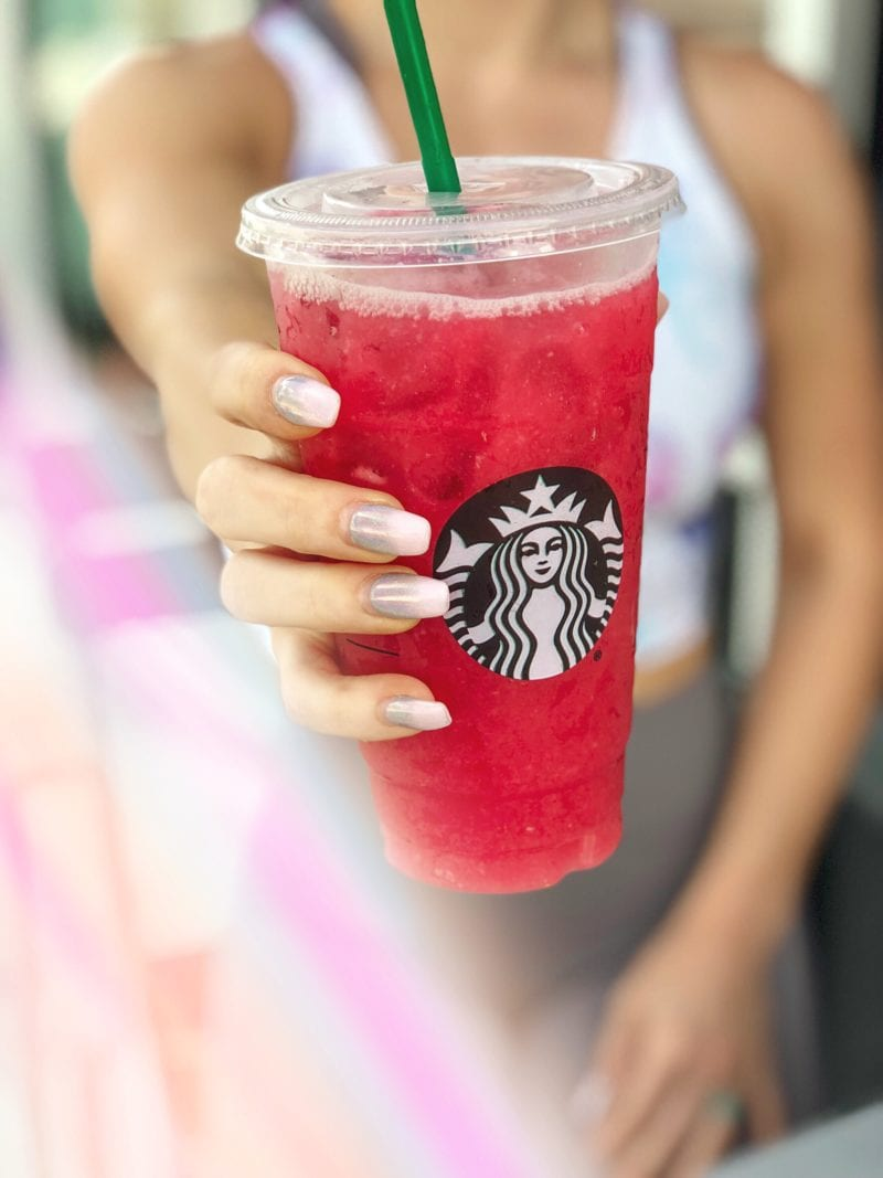 My Fave Low Carb Pink Drink from Starbucks   Gift Card Giveaway     So I have been listening to y all wanting to see and hear more of what I  eat and tips and tricks on healthy eating  I love hearing your requests