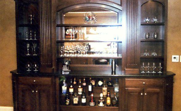 china cabinets bars wine storage