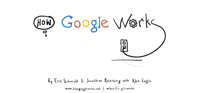 Book Notes: How Google Works