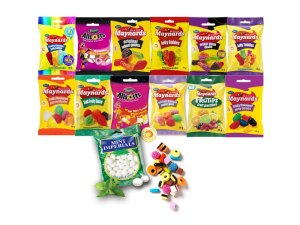 Beacon Maynards 75g`s Sweets