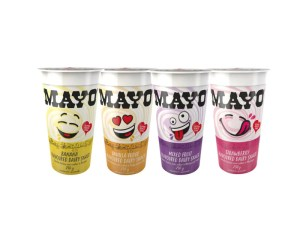 Mayo Drinking Yoghurt 250ml Cup