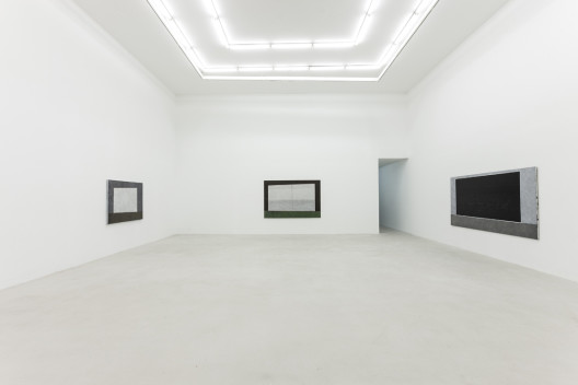 Zeng Hong solo exhibition view at Gallery Yang曾宏个展现场,杨画廊