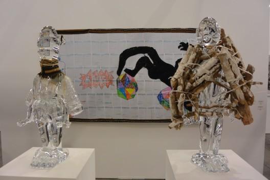 Pascale Marthine Tayou at Galeria Continua (Beijing, Les Moulins, San Gimignano)