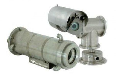 Industrial Oil&Gas CCTV ATEX certified Cameras - Intellisystem Technologies
