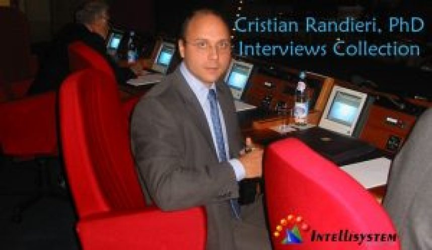 Interview Collection Cristian Randieri - Intellisystem Technologies