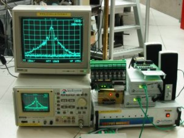 WiFi Spectrum Intellisystem Diamond experiment