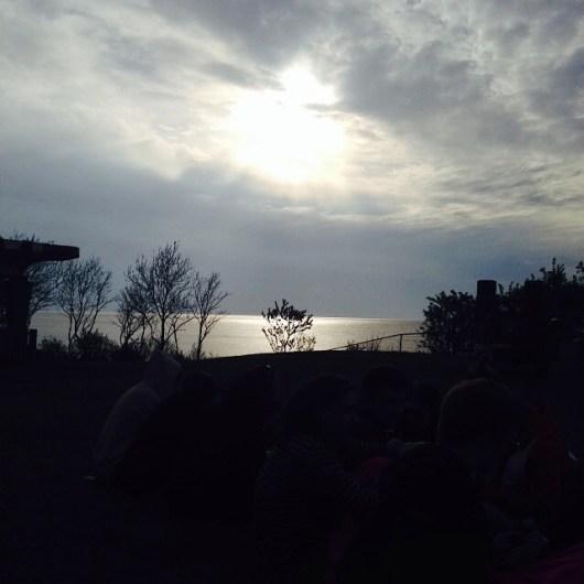 Här på Gotlands stränder..