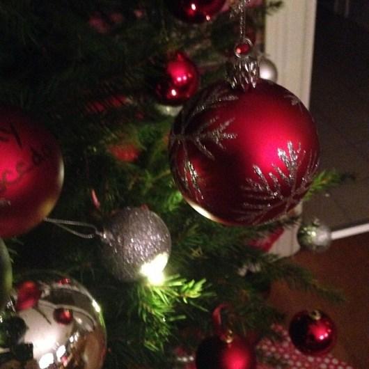 En sån där julgran