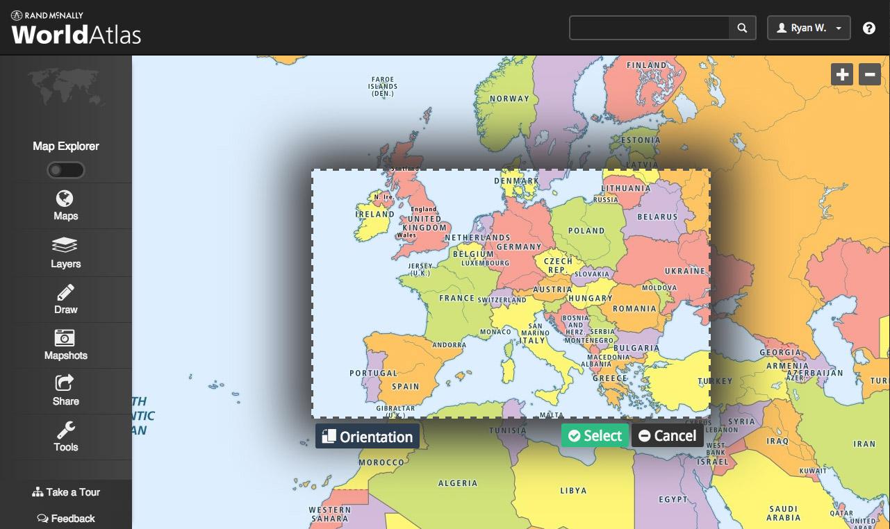 Internet Use World Maps