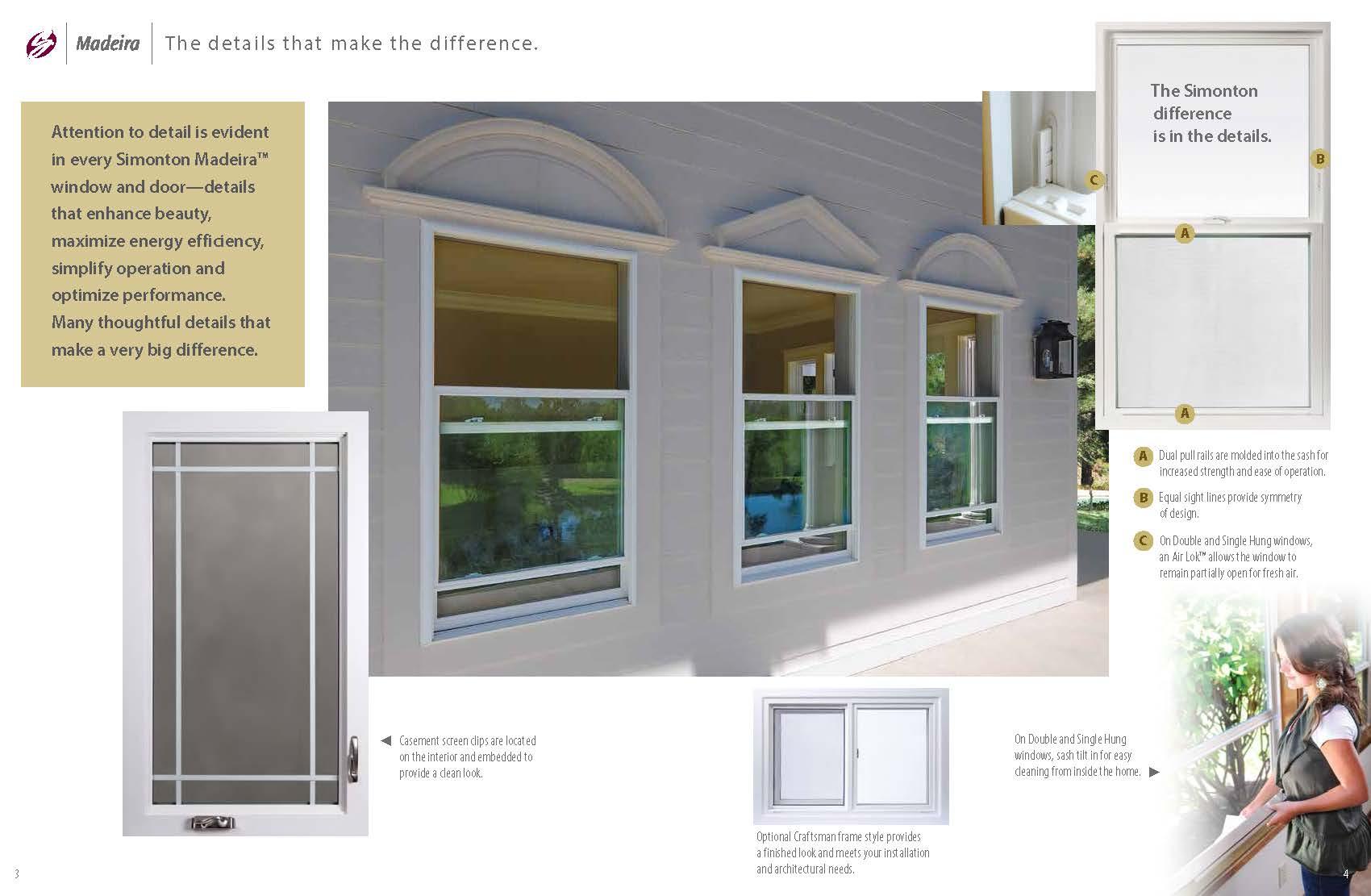 simonton windows r m quality windows