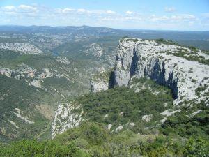 Saint Guilhem-le-Desert Les Fenestrettes