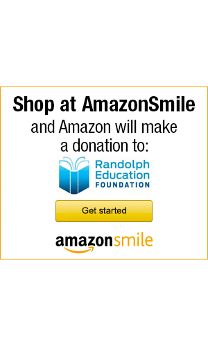 AmazonSmile for Randolph Education Foundation