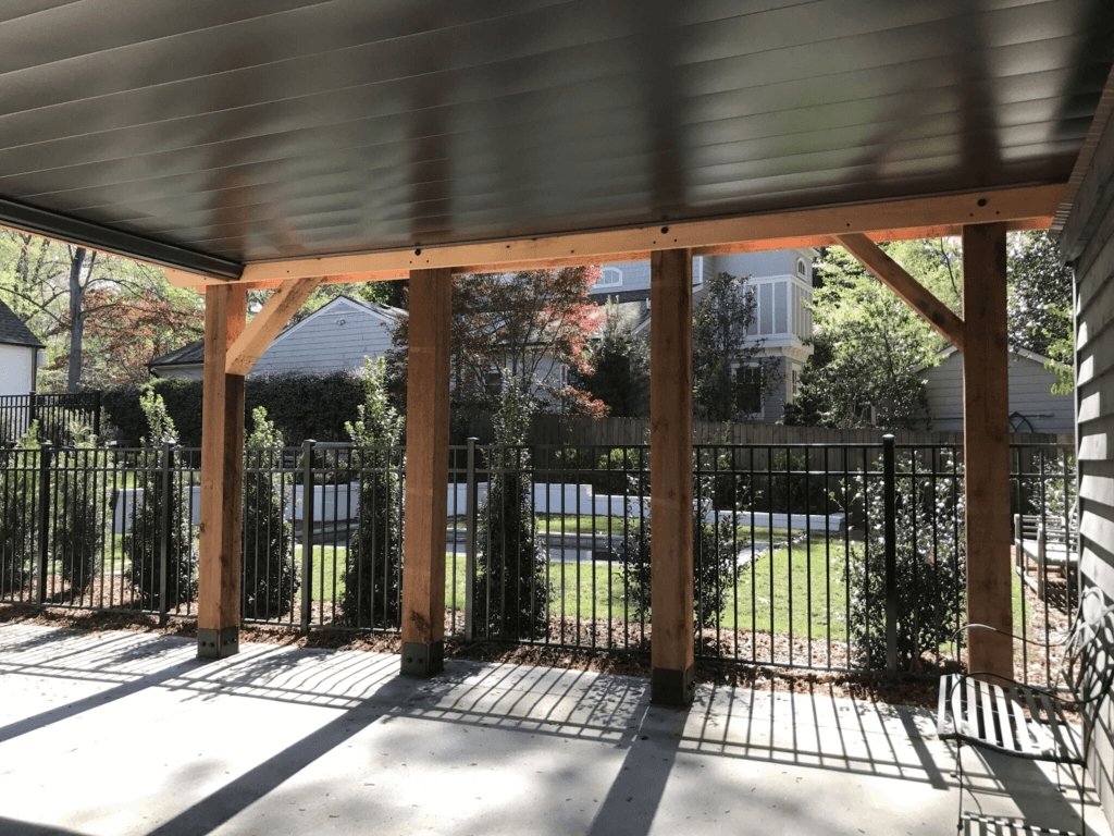 Support Columns For Porch Metal Randolph Indoor And