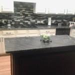 Black Leathered Granite Countertops Randolph Indoor And Outdoor Design