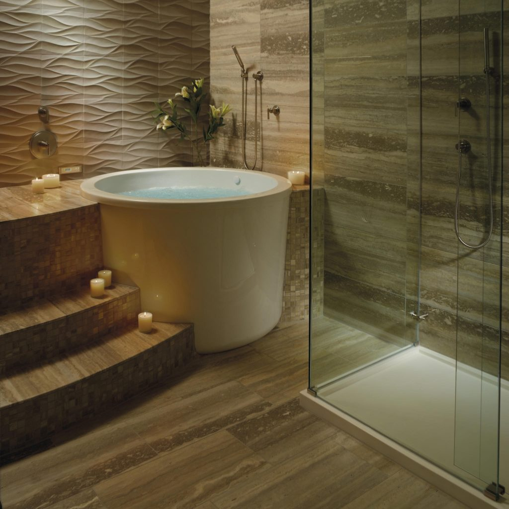 How To Build A Japanese Soaker Tub In Your Bathroom
