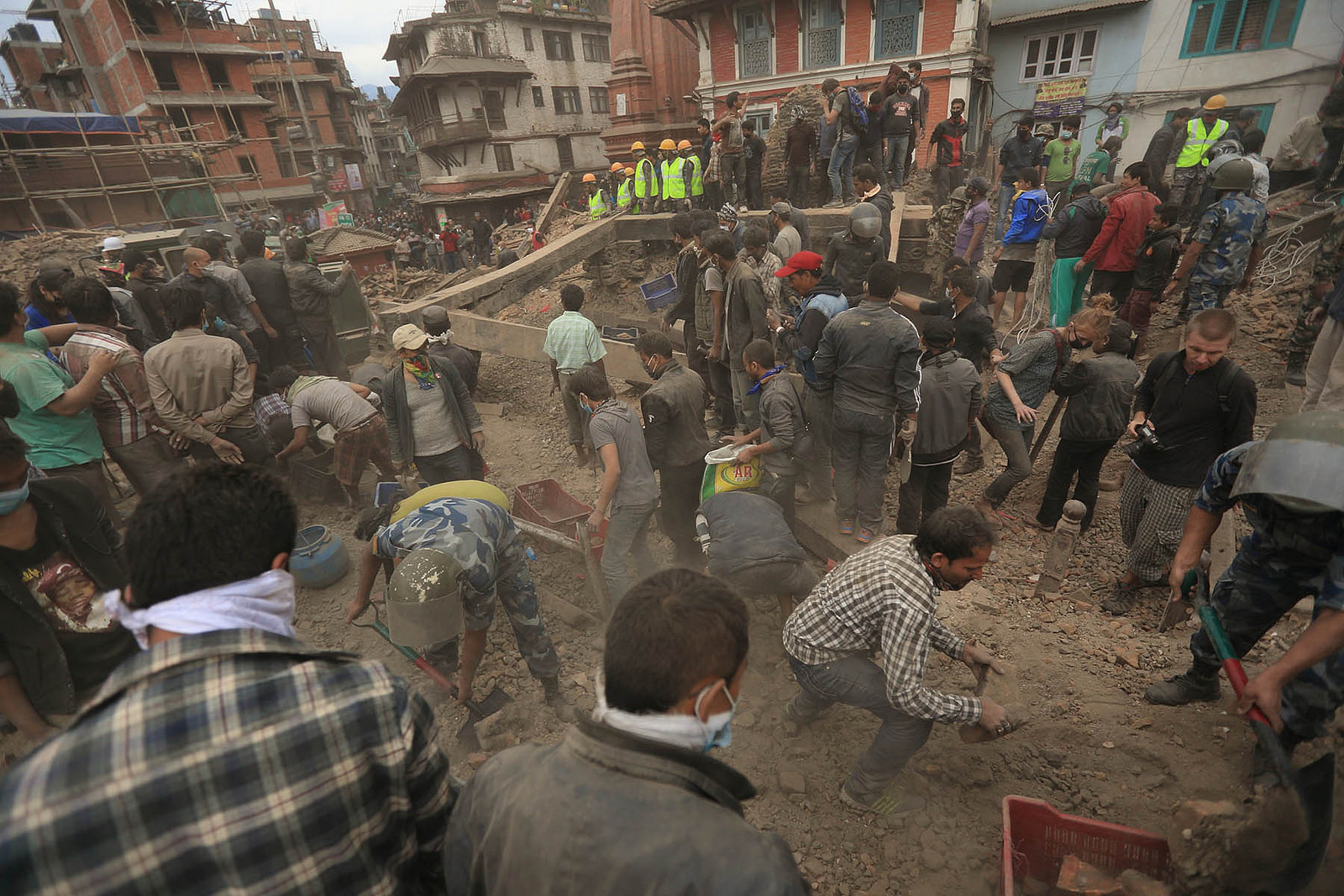Help Nepal Earthquake Victims Using These Resources