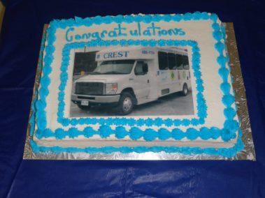 CREST cake