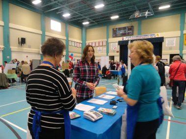 Seniors Fair 2016 Julia Russell