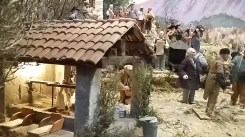 Crèche de Grambois (photo JD)