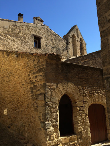 L'église ND de Beauvezer
