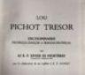 Lou Pichot Tresor, couverture