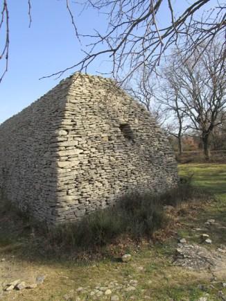La cabane de la Roque