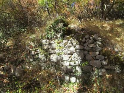 Mur de soutènement