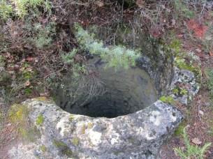 puits non protégé