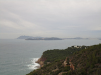 La mine de Cap Garonne au Pradet