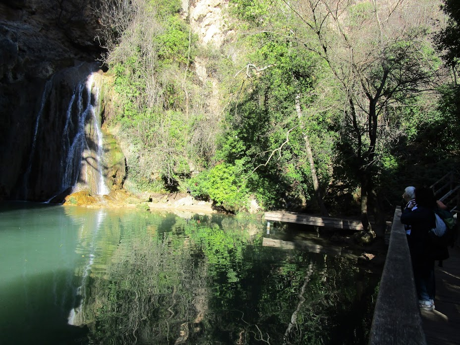 Cascade des Carmes