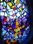 chapelle de la Santonne vitrail