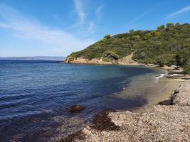 ** Ile de Port-Cros : plongée et visite du fort de l'Estissac