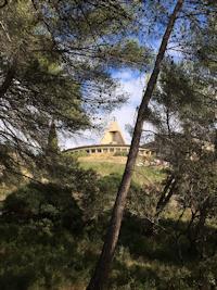 Du château de la Barben à la chapelle de Sufferchoix