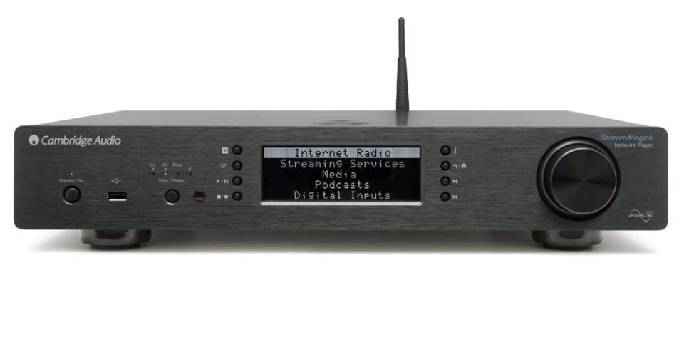 Netzwerk Receiver von Cambridge Audio (Bild: cambridgeaudio.com)