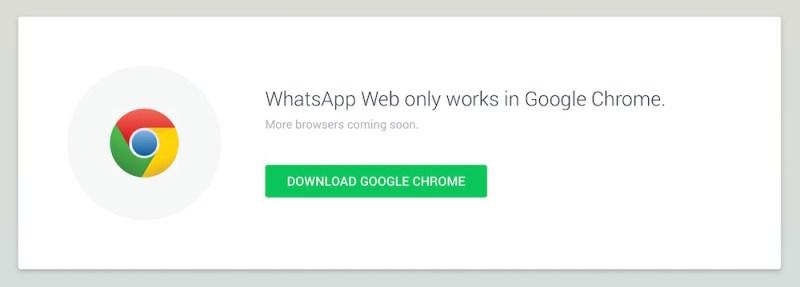 WhatsApp Browser