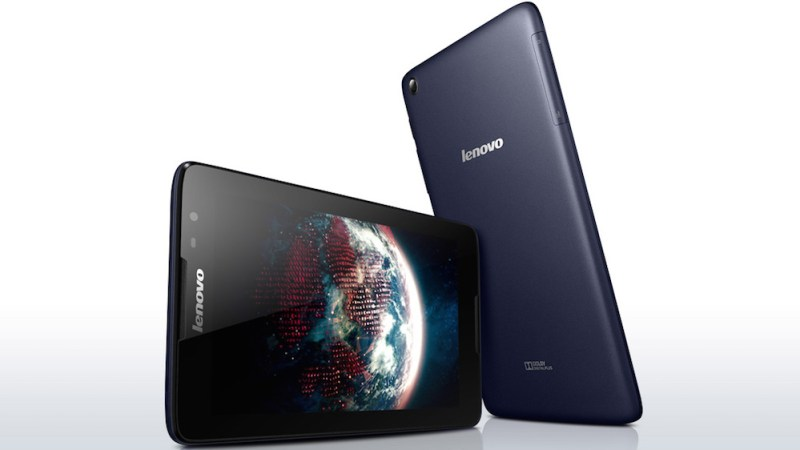 Das Lenovo A8-50 bietet einen günstigen Einstieg in die Android Tablet-Welt (Bild: Lenovo.de)