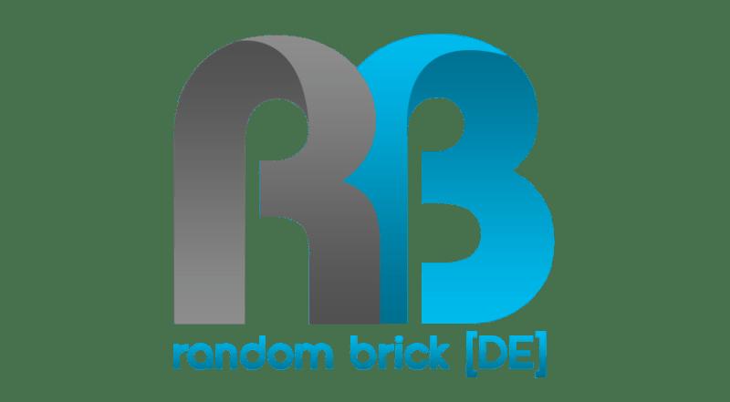 random brick [DE] Logo (Bild: Copyright Benjamin Blessing).