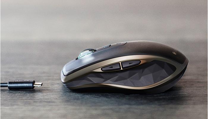 Die neue MX Anywhere 2 von Logitech (Bild: Logitech US).