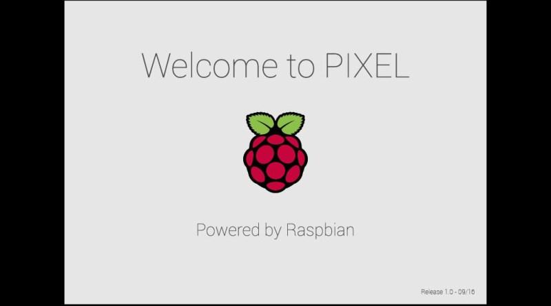 Raspberry Pi PIXEL