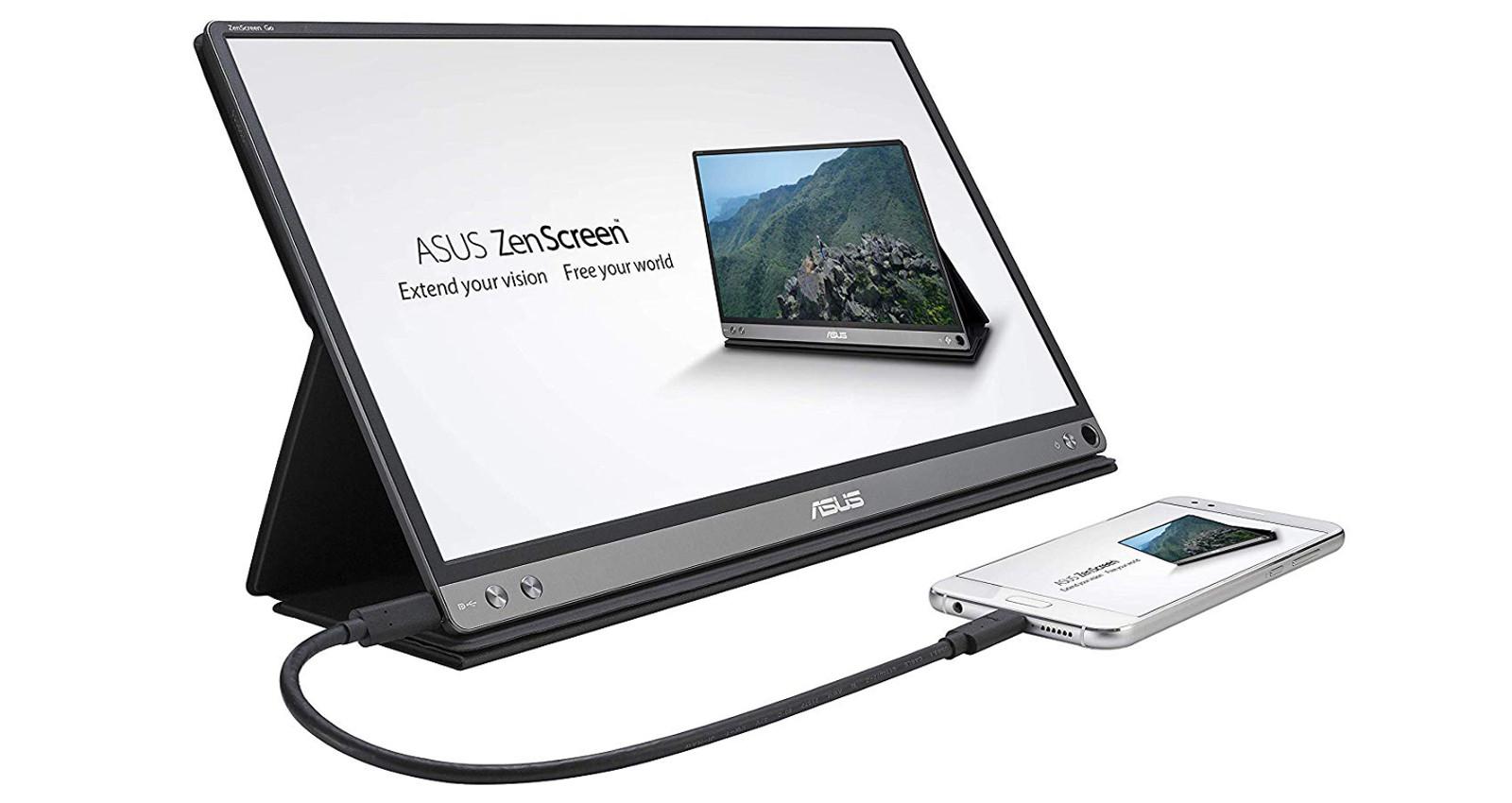 Tragbarer Monitor: Mobile Displays für unterwegs - Die Übersicht
