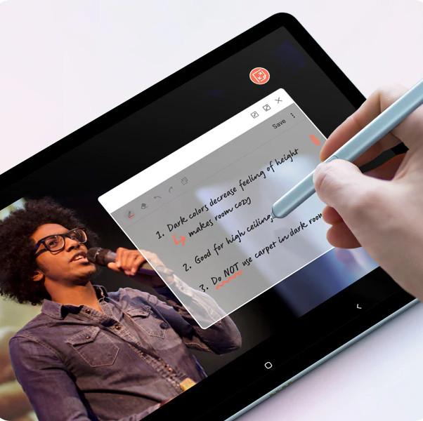 Samsung Galaxy Tab S6 mit S Pen