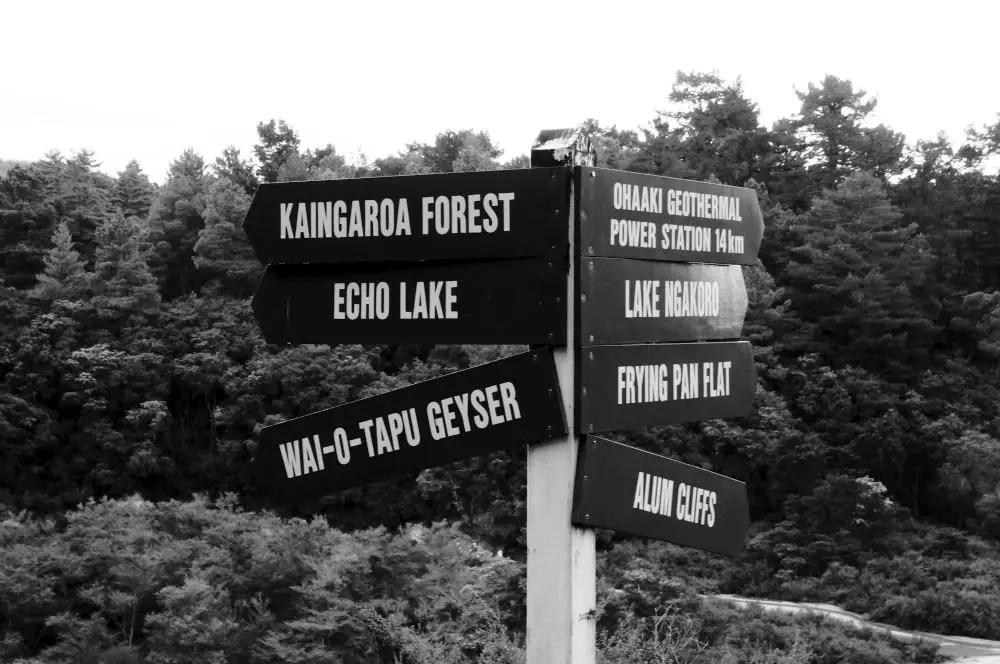 Must See in Rotorua – Wai-O-Tapu Thermal Wonderland – New Zealand