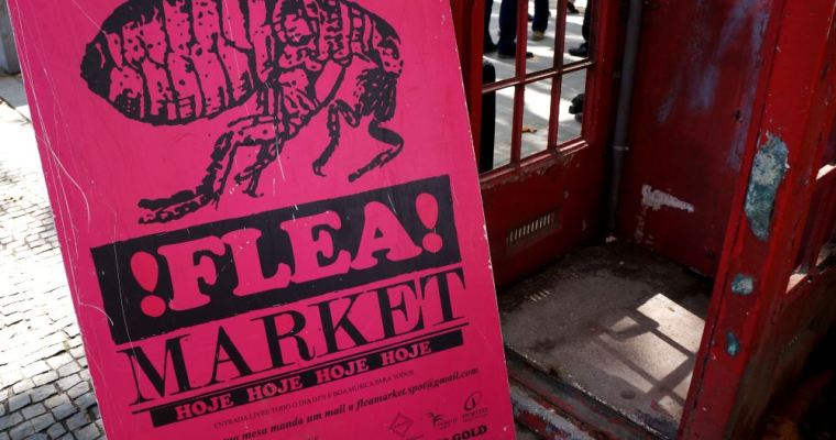 Fleamarket Porto – comprar usado no Porto
