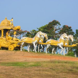 Murudeshwar Temple Campus