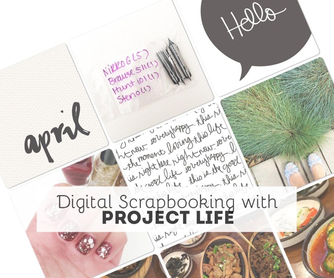 Project Life Tips - www.randomolive.com