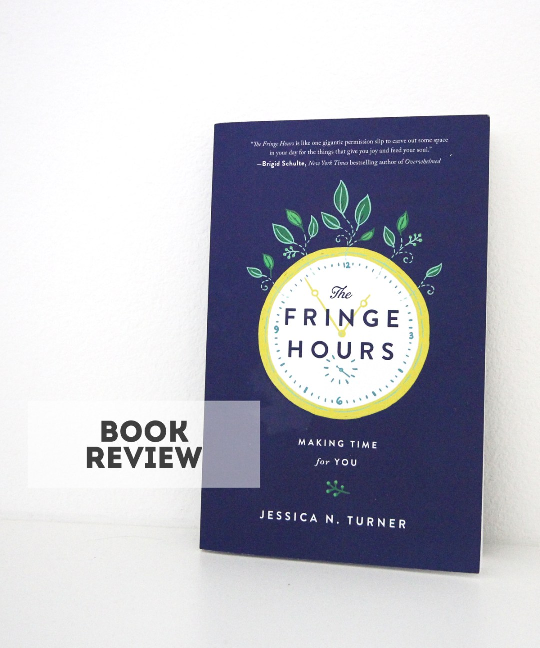 The Fringe Hours Book Review - www.randomolive.com